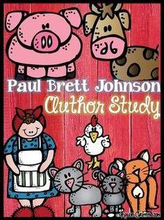 Paul Brett Johnson A