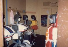 Costume Department  Classic Transformers at Universal Studios Hollywood