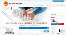 Quy trình thông báo website thương mại điện tử với bộ công thương Bao, Website