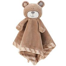 Soft and soothing comfort never looked so cute! This plush B is for Bear Security Blanket, a Babies'R'Us exclusive, is decorated in calming colors and designed with an Baby Shower Themes, Baby Boy Shower, Shower Ideas, Baby Stuffed Animals, Baby Taylor, Crib Toys, Baby Security Blanket, Baby Planning, Babies R Us