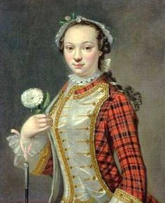 Portrait of a Jacobite Lady, 1740-1750, Cosmo Alexander (1724-1772)  Edinburgh, The Drambuie Collection
