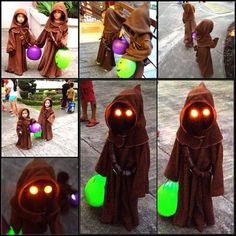 The Best Jawa Costumes You'll See Today [Pic]