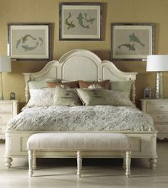 FFDM King Panel Bed (McElheran's Fine Furniture)