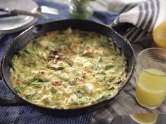 Get this all-star, easy-to-follow Asparagus Frittata recipe from Trisha Yearwood