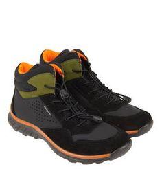 #ecco #Sneaker #biom #Trail, #Zugband, #Leder, für #Jungen Knöchelhoher Sneaker biom Trail mit praktischem Zugband-Verschluss, seitlichem Lochmuster und kontrastfarbenen Partien von ecco für Jungen. Im Materialmix aus Glatt- und Veloursleder. Der Sneaker biom Trail besticht mit seinem sportlichen Design und seinem hohen Tragekomfort. Der knöchelhohe Schuh ist dank des praktischen elastischen Zugband-Verschlusses einfach in der Handhabung und passt sich dem Fuß ideal an. Die komfortable…