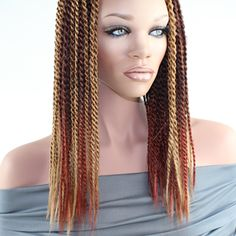 Full Head Crochet Box Braids : ... Best of Braids on Pinterest Braids, Box braids and Fishtail braids