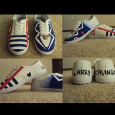 Larry Stylinson shoes!!!