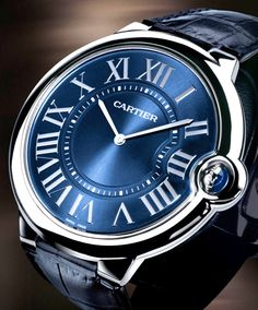 Among Cartier's many new releases for 2011 was this ultra-thin version of the popular Ballon Bleu. I am not totally sure why the Ballon Bleu is so popular. As a women's watch I totally get it. It has a elegant, READ MORE