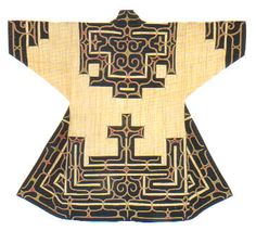 Patterns of The Ainu Race - the indigenous people of Japan