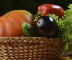 Les légumes de saison au mois d'octobre