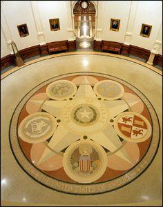 The Capitol Rotunda Floor