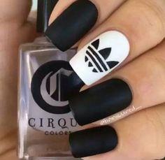 Easy nail art designs, Soak off acrylic nails. Simple Nail Art Designs, Best Nail Art Designs, Acrylic Nail Designs, Acrylic Gel, Matte Acrylic Nails, Acrylic Nails At Home, Awesome Designs, Cute Nail Art, Easy Nail Art