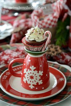 'Tis the Season and Decking the Halls: Recipes and Christmas Inspiration | Home is Where the Boat Is