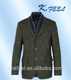 Check out this product on Alibaba App Fashion New Design Slim Fit Mens Wool Green Blazer Coat With Elbow Patch
