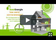TexelEnergie verzorgt de levering van groene energie.