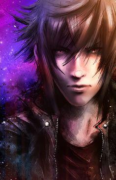 VVernacatola Art: Noctis, Final Fantasy XV - Square Enix - Xbox One - PS4