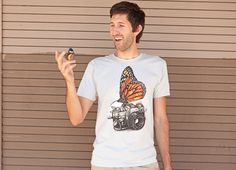 """Nature Photography"" - Threadless.com - Best t-shirts in the world"