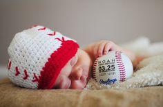 Personalized Baseball Birth Announcement, Baby Boys Gift, Engraved Baseball Custom Baseball, Sports Nursery Typography, Monogrammed Baseball on Etsy, $18.00