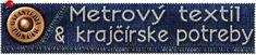 Galantéria Pončík :: eshop s metrovým textilom a krajčírskymi potrebami