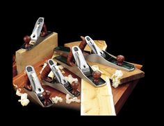 Full range of Clifton planes, including Bench Planes and Shoulder Planes. Made in Sheffield UK