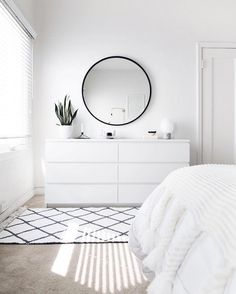 Awesome Favourite Scandinavian Bedroom Design Ideas - Scandinavian Interior Design I Scandinavian Bedroom Decor Scandinavian Interior Bedroom, Scandinavian Living, Scandinavian Design, Scandinavian Wedding, Interior Design Inspiration, Home Interior Design, Design Ideas, Bedroom Inspiration, Blog Design