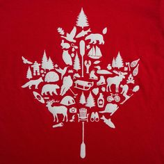 All-Canada Maple Leaf graphic Canada Day 150, Canada Day Party, O Canada, Canada Wall, Alberta Canada, Canadian Things, I Am Canadian, Canadian Maple, Canadian Quilts