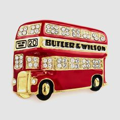 Butler & Wilson are UK creators of designer fashion, costume jewellery and accessories in London since the Vintage Costume Jewelry, Vintage Costumes, British Costume, Butler & Wilson, London Bus, Crystal Jewelry, Jewelry Design, Fashion Jewelry, Crystals