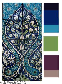color palettes fabric - Pesquisa Google