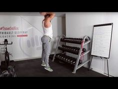 20min total body HIIT workout No Equipment - Detox Week Day 1 - YouTube