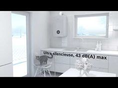 Mélia iCondens #InfoWebGenieClimatique Bathroom Lighting, Bathtub, Mirror, Furniture, Home Decor, Bathroom Light Fittings, Standing Bath, Bathroom Vanity Lighting