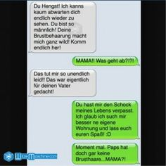 Lustige WhatsApp Bilder und Chat Fails 113 Funny Facts, Funny Quotes, Funny Chat, Lol, Facebook Humor, Whatsapp Message, Funny Pins, Text Messages, Funny Moments