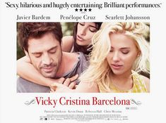 Vicky Cristina Barcelona >>> i love this movie!