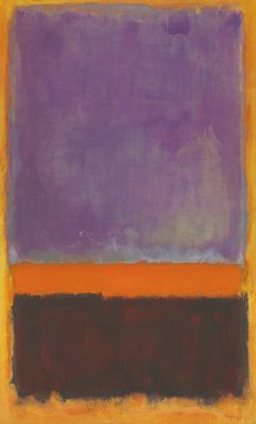 Mark Rothko - Untitled, 1952