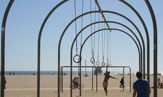 Venice beach rings- i will go here cause this is shays place