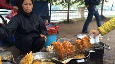 Hà Nội - A day driving around the city (Motorbike Roadtrip - Saigon to H...