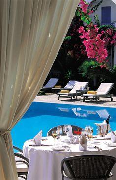 Santorini Kastelli Resort... <3 :')