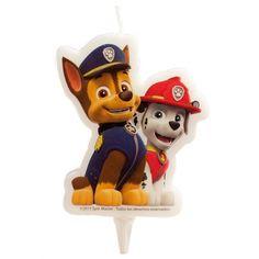 Vela de Chase y Marshall, los perros más famosos de la tele