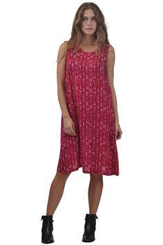 Zucca-printed dress