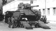 Tank photo French ARL 44