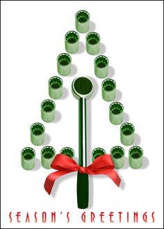 Mechanic Christmas Card by Ziti Cards!