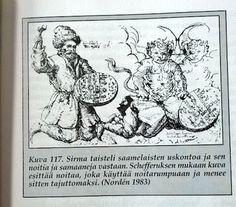 Kirjabloki : Olof Sirma ristiriitanen hihhuli: saamelainen joka taisteli saamelaisten uskontoa ja sen noitia & shamaaneja vastaan