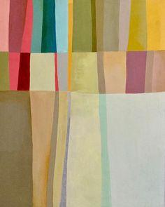 Canvas Art Prints, Framed Prints, Framed Canvas, Big Canvas, Jane Davies, Artist Sketchbook, Illustration Art, Stripes, Stitch
