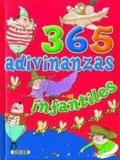 365 Adivinanzas infantiles Short Stories, Libros