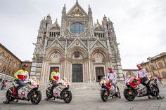 Hernandez, Petrucci, Iannone, Dovizioso Andrea Iannone, Ducati Motor, Motogp, Circuit, Street View, Racing, Corse, Running, Lace