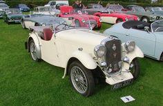 1933 Singer Le Mans