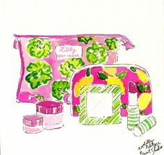 Pucker Up- Lilly loves Estee! #lilly5x5 .