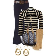 A fashion look from January 2013 featuring Precis Petite tops, Jane Norman jeans and KORS Michael Kors boots. Browse and shop related looks.