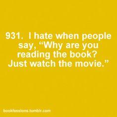 Book is always better