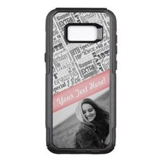 Unique And Special 18th Birthday Party Gifts OtterBox Commuter Samsung Galaxy S8 Case - party gifts gift ideas diy customize