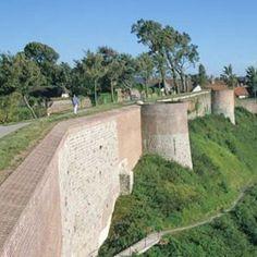 Le Quesnoy dans le Nord est une ville-fortifiée par Vauban